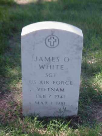 WHITE (VETERAN VIET), JAMES O - Pulaski County, Arkansas | JAMES O WHITE (VETERAN VIET) - Arkansas Gravestone Photos