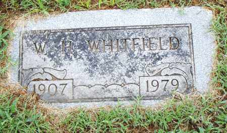 WHITFIELD, W. H. - Pulaski County, Arkansas | W. H. WHITFIELD - Arkansas Gravestone Photos