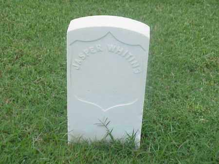 WHITING (VETERAN UNION), JASPER - Pulaski County, Arkansas | JASPER WHITING (VETERAN UNION) - Arkansas Gravestone Photos