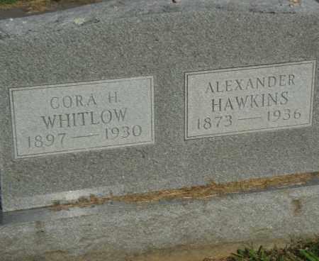 HAWKINS, ALEXANDER - Pulaski County, Arkansas | ALEXANDER HAWKINS - Arkansas Gravestone Photos