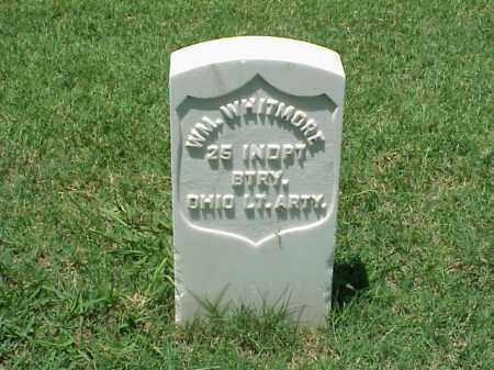 WHITMORE (VETERAN UNION), WILLIAM - Pulaski County, Arkansas | WILLIAM WHITMORE (VETERAN UNION) - Arkansas Gravestone Photos