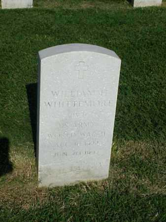 WHITTEMORE (VETERAN WWII), WILLIAM H - Pulaski County, Arkansas | WILLIAM H WHITTEMORE (VETERAN WWII) - Arkansas Gravestone Photos