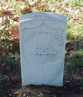 WHITTEN (VETERAN UNION), JOHN L - Pulaski County, Arkansas | JOHN L WHITTEN (VETERAN UNION) - Arkansas Gravestone Photos