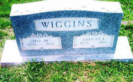 WIGGINS, IDA M. - Pulaski County, Arkansas | IDA M. WIGGINS - Arkansas Gravestone Photos