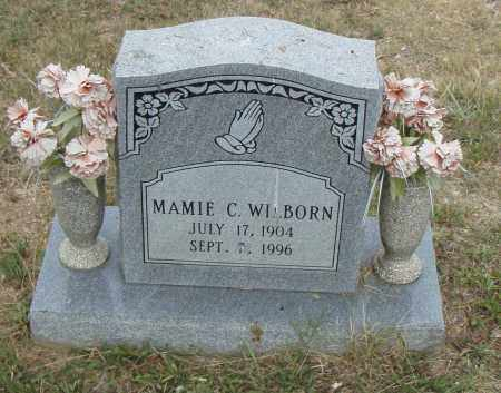WILBORN, MAMIE C. - Pulaski County, Arkansas | MAMIE C. WILBORN - Arkansas Gravestone Photos