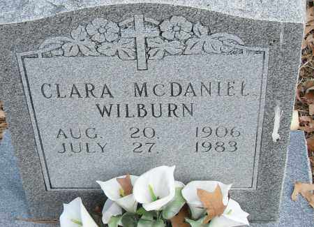 WILBURN, CLARA - Pulaski County, Arkansas | CLARA WILBURN - Arkansas Gravestone Photos
