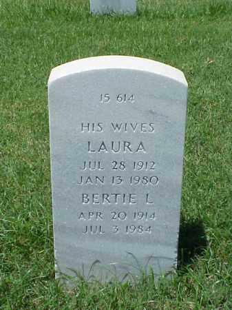 WILBURN, LAURA - Pulaski County, Arkansas   LAURA WILBURN - Arkansas Gravestone Photos