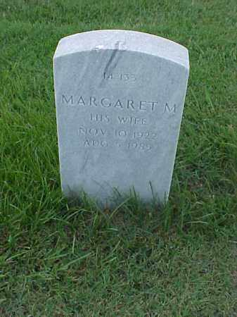WILD, MARGARET M - Pulaski County, Arkansas | MARGARET M WILD - Arkansas Gravestone Photos