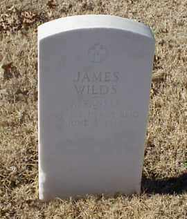WILDS (VETERAN WWI), JAMES - Pulaski County, Arkansas | JAMES WILDS (VETERAN WWI) - Arkansas Gravestone Photos