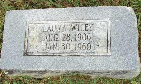 WILEY, LAURA - Pulaski County, Arkansas | LAURA WILEY - Arkansas Gravestone Photos