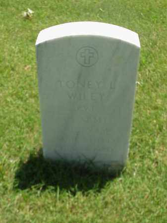 WILEY (VETERAN VIET), TONEY L - Pulaski County, Arkansas | TONEY L WILEY (VETERAN VIET) - Arkansas Gravestone Photos
