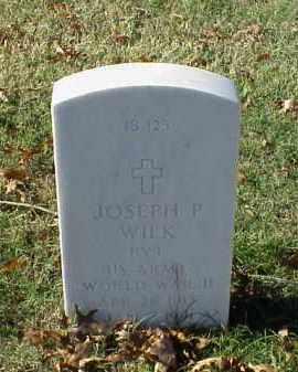 WILK (VETERAN WWII), JOSEPH P - Pulaski County, Arkansas | JOSEPH P WILK (VETERAN WWII) - Arkansas Gravestone Photos