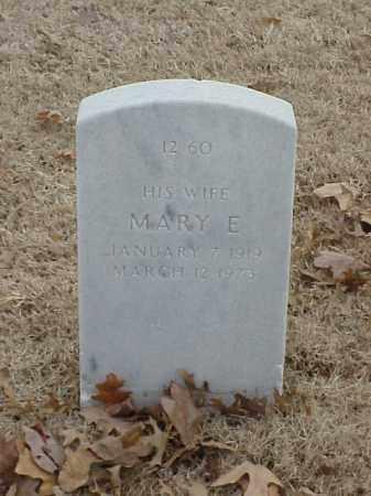 WILKERSON, MARY E - Pulaski County, Arkansas   MARY E WILKERSON - Arkansas Gravestone Photos