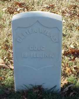 WILKEY (VETERAN UNION), CARTER - Pulaski County, Arkansas | CARTER WILKEY (VETERAN UNION) - Arkansas Gravestone Photos
