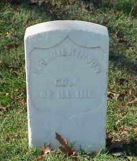 WILKINSON (VETERAN UNION), I H - Pulaski County, Arkansas | I H WILKINSON (VETERAN UNION) - Arkansas Gravestone Photos