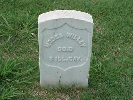 WILLEY (VETERAN UNION), MOSES - Pulaski County, Arkansas | MOSES WILLEY (VETERAN UNION) - Arkansas Gravestone Photos