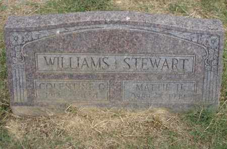 STEWART, MATTIE H. - Pulaski County, Arkansas | MATTIE H. STEWART - Arkansas Gravestone Photos