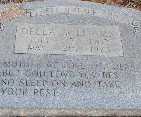 WILLIAMS, DELLA - Pulaski County, Arkansas | DELLA WILLIAMS - Arkansas Gravestone Photos