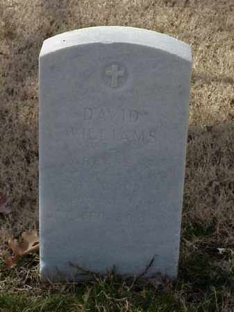 WILLIAMS (VETERAN WWI), DAVIS - Pulaski County, Arkansas | DAVIS WILLIAMS (VETERAN WWI) - Arkansas Gravestone Photos