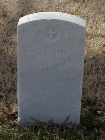 WILLIAMS (VETERAN WWI), DAVIS - Pulaski County, Arkansas | DAVIS WILLIAMS (VETERAN WWI) - Arkansas Gravestone Photos