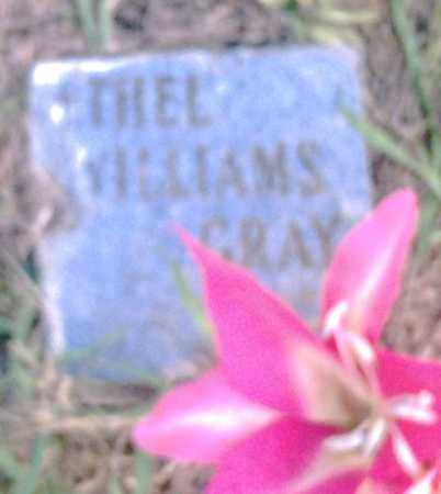 WILLIAMS, ETHEL - Pulaski County, Arkansas | ETHEL WILLIAMS - Arkansas Gravestone Photos