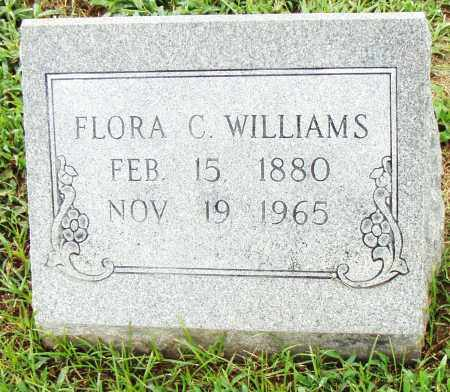 WILLIAMS, FLORA C - Pulaski County, Arkansas | FLORA C WILLIAMS - Arkansas Gravestone Photos