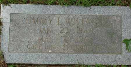 WILLIAMS, JIMMY L - Pulaski County, Arkansas | JIMMY L WILLIAMS - Arkansas Gravestone Photos