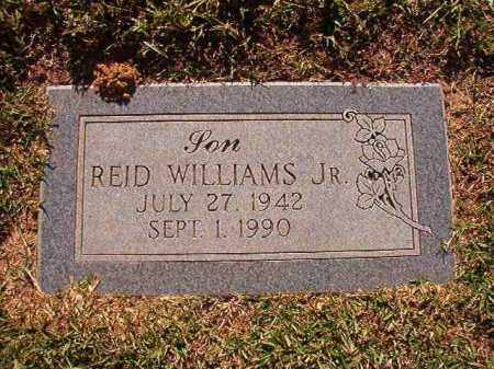 WILLIAMS, JR, REID - Pulaski County, Arkansas | REID WILLIAMS, JR - Arkansas Gravestone Photos