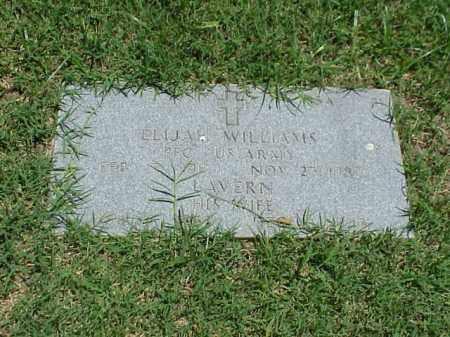 WILLIAMS, LAVERN - Pulaski County, Arkansas | LAVERN WILLIAMS - Arkansas Gravestone Photos