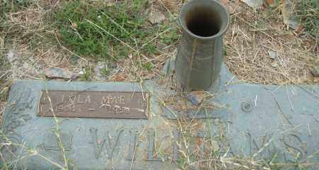 WILLIAMS, LULA MAE - Pulaski County, Arkansas | LULA MAE WILLIAMS - Arkansas Gravestone Photos