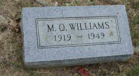 WILLIAMS, M. Q. - Pulaski County, Arkansas | M. Q. WILLIAMS - Arkansas Gravestone Photos