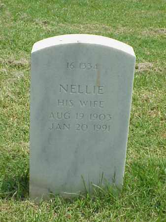 WILLIAMS, NELLIE - Pulaski County, Arkansas | NELLIE WILLIAMS - Arkansas Gravestone Photos