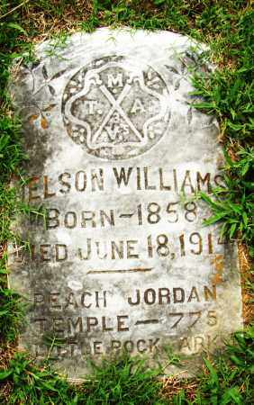 WILLIAMS, NELSON - Pulaski County, Arkansas | NELSON WILLIAMS - Arkansas Gravestone Photos