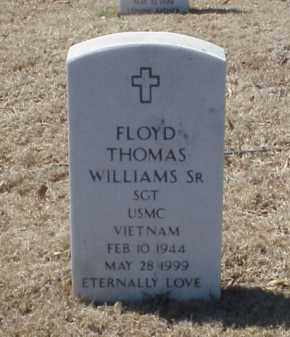 WILLIAMS, SR (VETERAN VIET), FLOYD THOMAS - Pulaski County, Arkansas | FLOYD THOMAS WILLIAMS, SR (VETERAN VIET) - Arkansas Gravestone Photos
