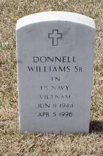 WILLIAMS, SR (VETERAN VIET), DONNELL - Pulaski County, Arkansas | DONNELL WILLIAMS, SR (VETERAN VIET) - Arkansas Gravestone Photos