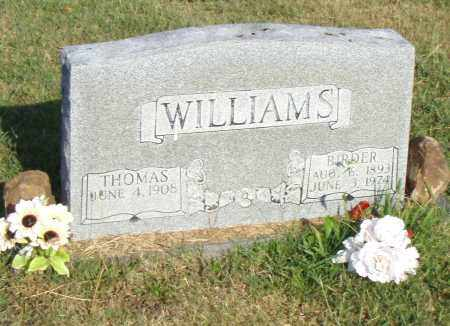 WILLIAMS, BIRDER - Pulaski County, Arkansas | BIRDER WILLIAMS - Arkansas Gravestone Photos