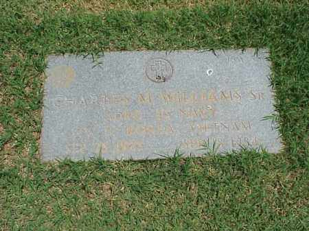 WILLIAMS (VETERAN 3 WARS), CHARLES MOREAN - Pulaski County, Arkansas | CHARLES MOREAN WILLIAMS (VETERAN 3 WARS) - Arkansas Gravestone Photos