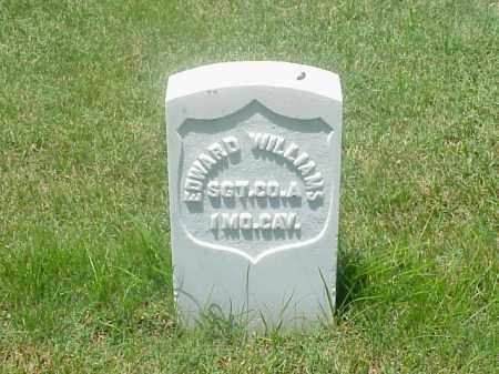 WILLIAMS (VETERAN UNION), EDWARD - Pulaski County, Arkansas | EDWARD WILLIAMS (VETERAN UNION) - Arkansas Gravestone Photos