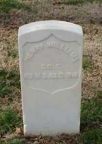 WILLIAMS (VETERAN UNION), HENRY - Pulaski County, Arkansas | HENRY WILLIAMS (VETERAN UNION) - Arkansas Gravestone Photos