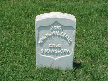WILLIAMS (VETERAN UNION), WILLIAM N - Pulaski County, Arkansas | WILLIAM N WILLIAMS (VETERAN UNION) - Arkansas Gravestone Photos