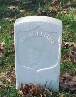 WILLIAMS (VETERAN UNION), WILLIAM - Pulaski County, Arkansas | WILLIAM WILLIAMS (VETERAN UNION) - Arkansas Gravestone Photos