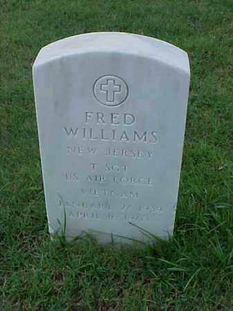 WILLIAMS (VETERAN VIET), FRED - Pulaski County, Arkansas | FRED WILLIAMS (VETERAN VIET) - Arkansas Gravestone Photos