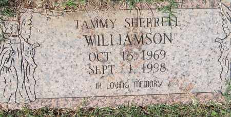 WILLIAMSON, TAMMY SHERRELL - Pulaski County, Arkansas | TAMMY SHERRELL WILLIAMSON - Arkansas Gravestone Photos