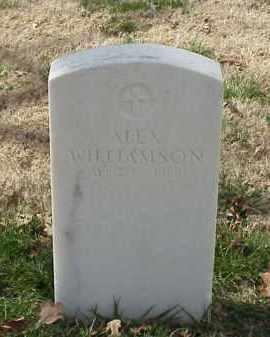 WILLIAMSON (VETERAN UNION), ALEX - Pulaski County, Arkansas | ALEX WILLIAMSON (VETERAN UNION) - Arkansas Gravestone Photos