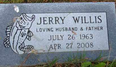 WILLIS, JERRY WAYNE - Pulaski County, Arkansas | JERRY WAYNE WILLIS - Arkansas Gravestone Photos