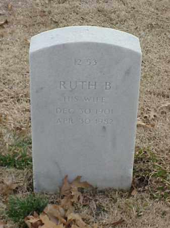 WILLIS, RUTH B - Pulaski County, Arkansas | RUTH B WILLIS - Arkansas Gravestone Photos