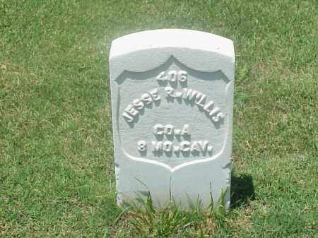 WILLIS (VETERAN UNION), JESSE R - Pulaski County, Arkansas | JESSE R WILLIS (VETERAN UNION) - Arkansas Gravestone Photos