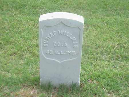WILLMAN (VETERAN UNION), GUSTAF - Pulaski County, Arkansas | GUSTAF WILLMAN (VETERAN UNION) - Arkansas Gravestone Photos