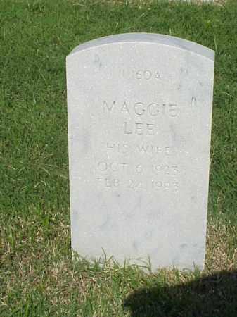 WILSON, MAGGIE LEE - Pulaski County, Arkansas | MAGGIE LEE WILSON - Arkansas Gravestone Photos