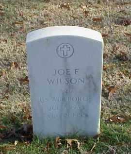 WILSON (VETERAN), JOE E - Pulaski County, Arkansas | JOE E WILSON (VETERAN) - Arkansas Gravestone Photos